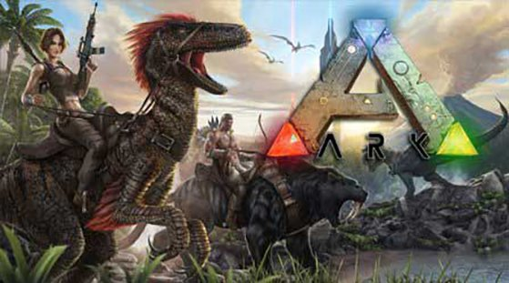 ARK game server hosting image