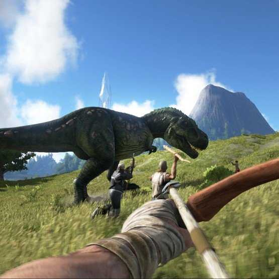 ark survival evolved how to create dedicated server