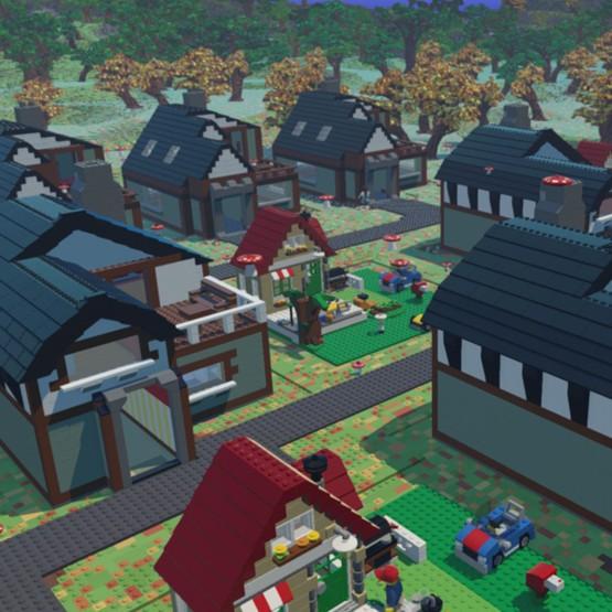 Lego Worlds Hosting Game Servers