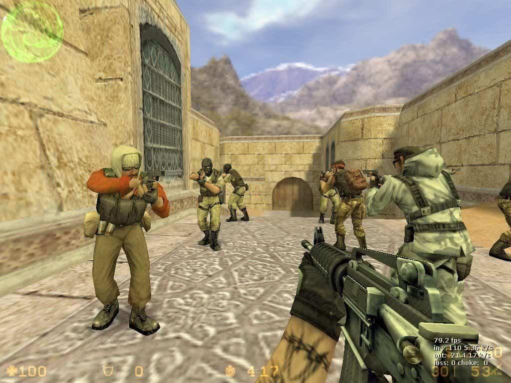 Counter Strike Source Server Hosting