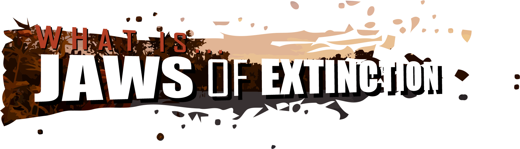 Jaws Of Extinction Server Hosting Logo