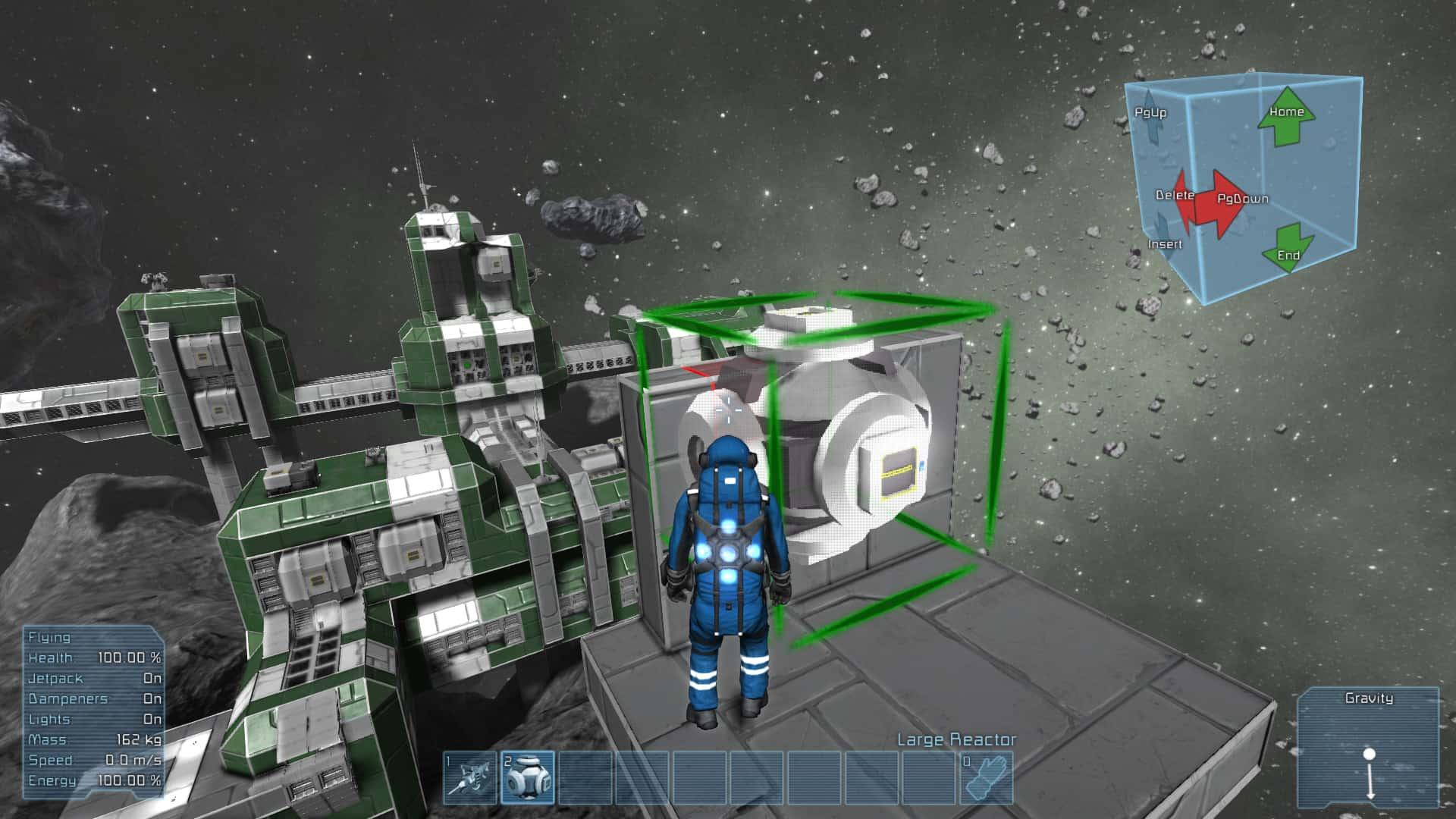 Space EngineersServer Hosting