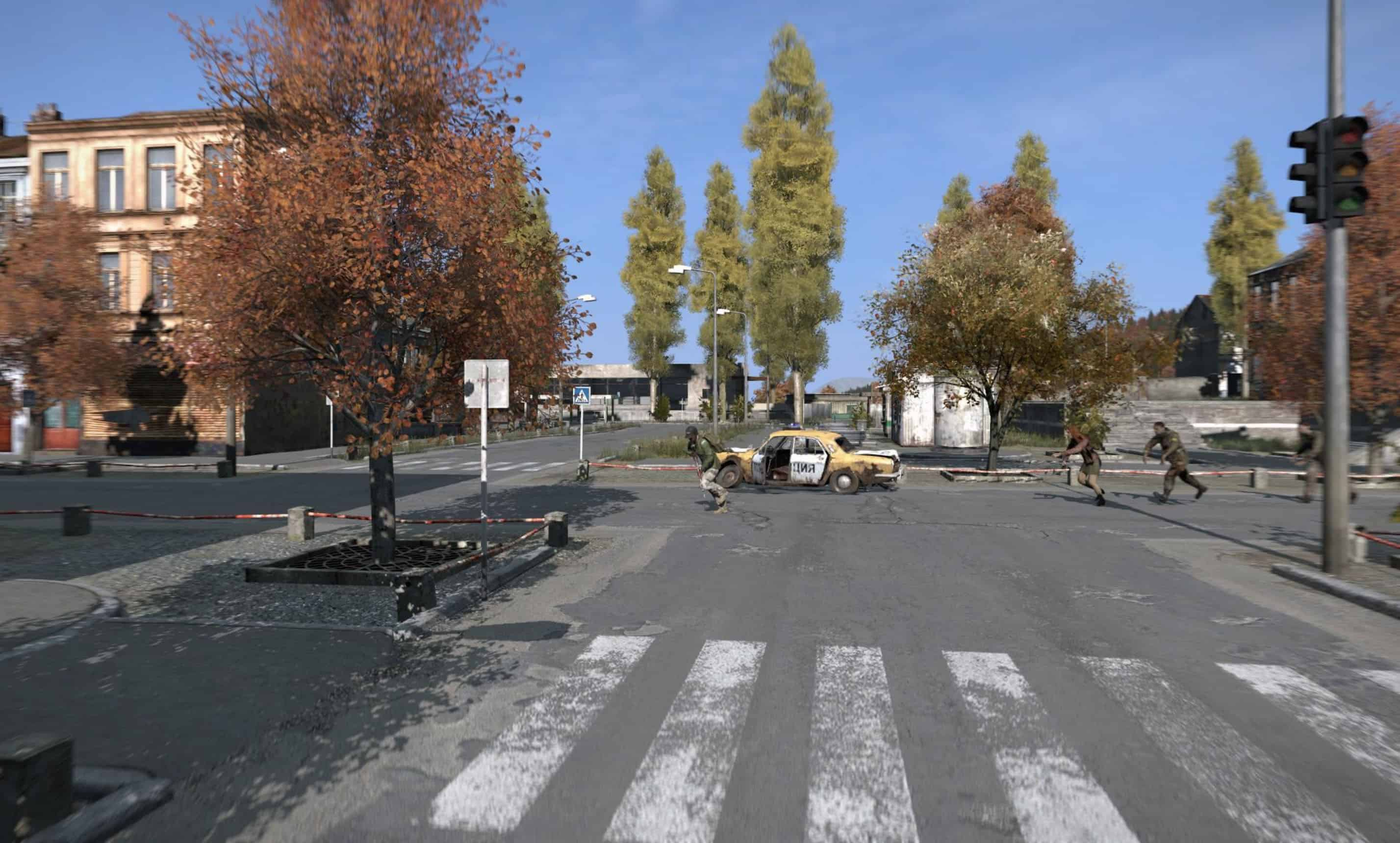 Dayz standalone dedicated server setup