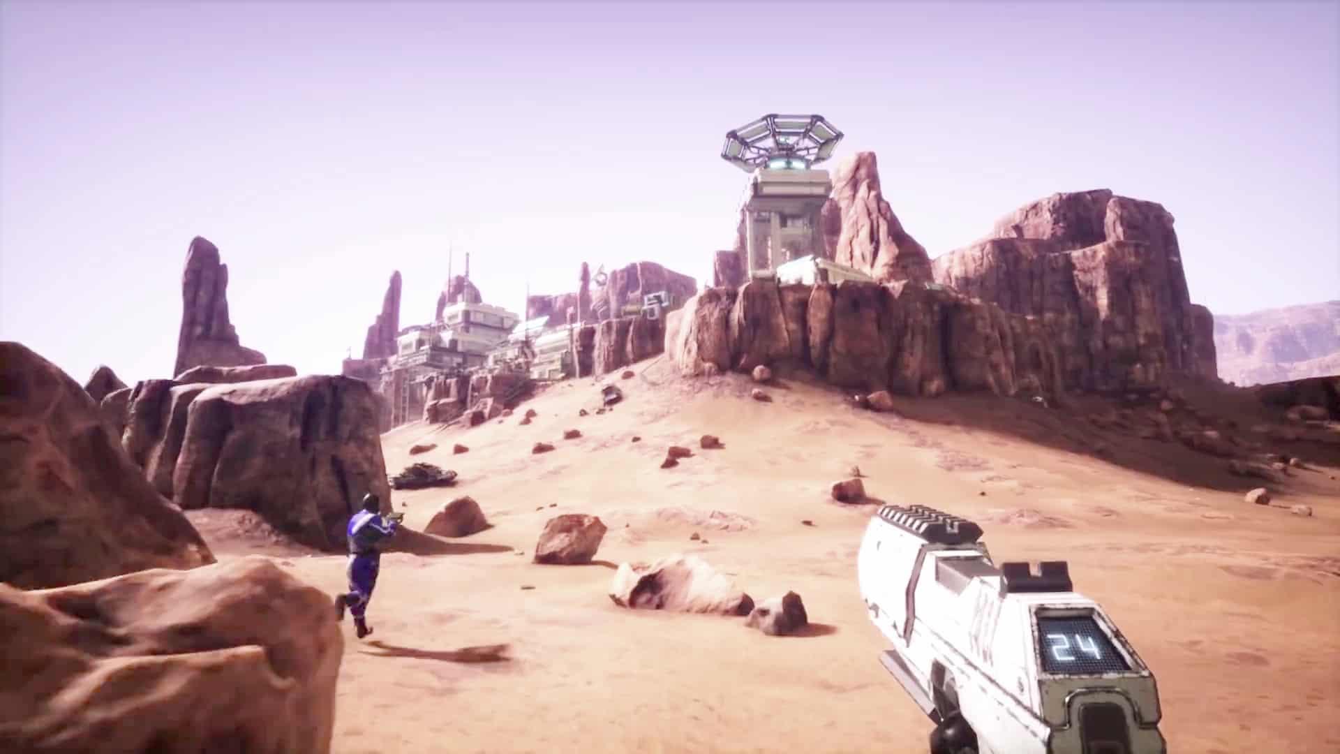 Memories of Mars Server Hosting