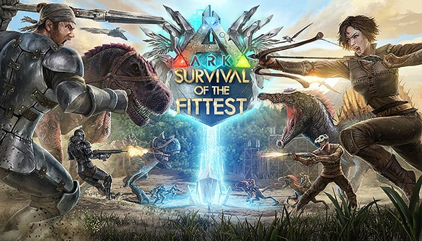 ARK Survival Of The Fittest Game Server Hosting
