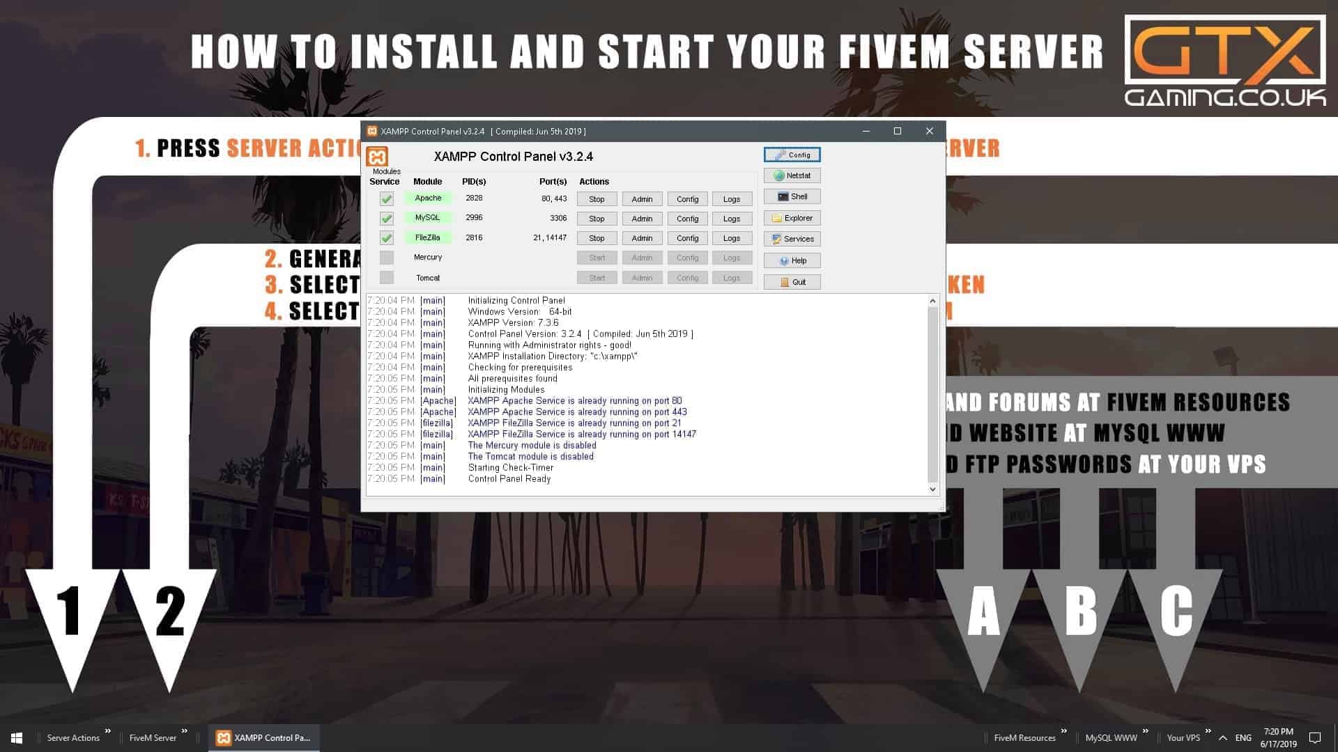 FiveM Server Hosting and GTA V - MultiMod GT-MP Multiplayer