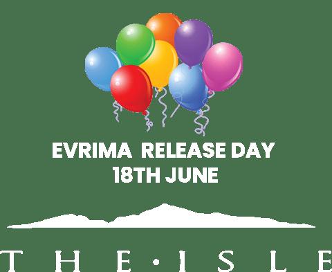 THE ISLE EVRIMA RELEASE DAY IMAGE