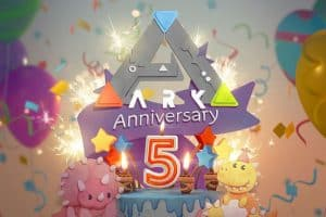 ark 5th Anniversary